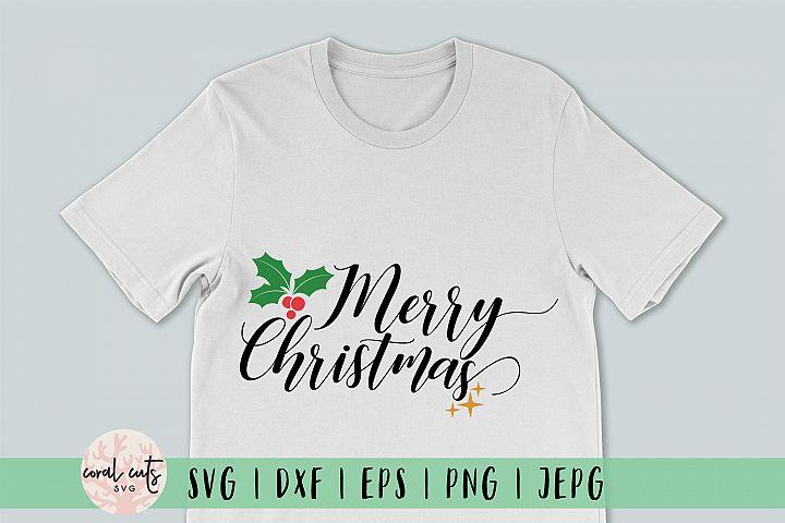 Merry Christmas - Christmas SVG EPS DXF PNG