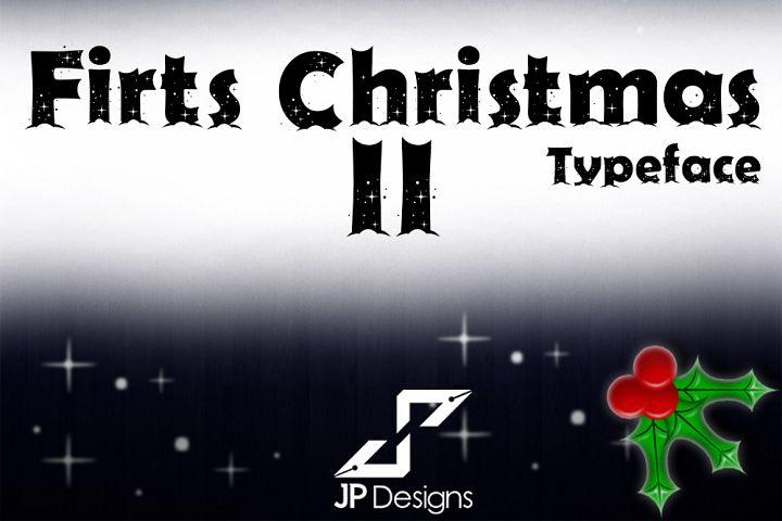 First Christmas II