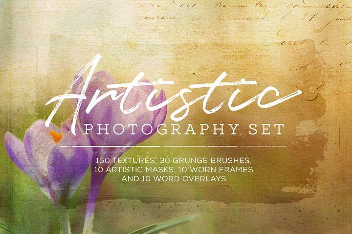Artistic Photography Set