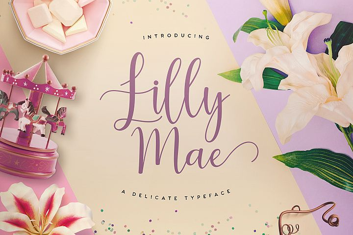 Lilly Mae  example