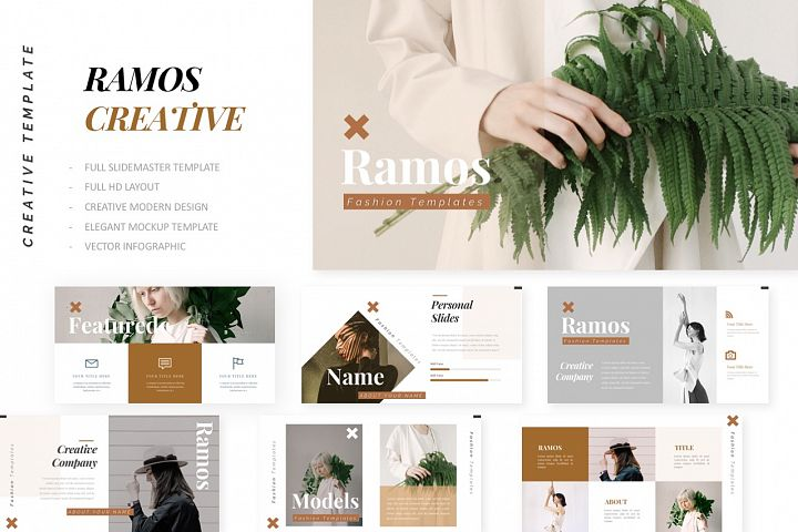 Ramos Creative Powerpoint