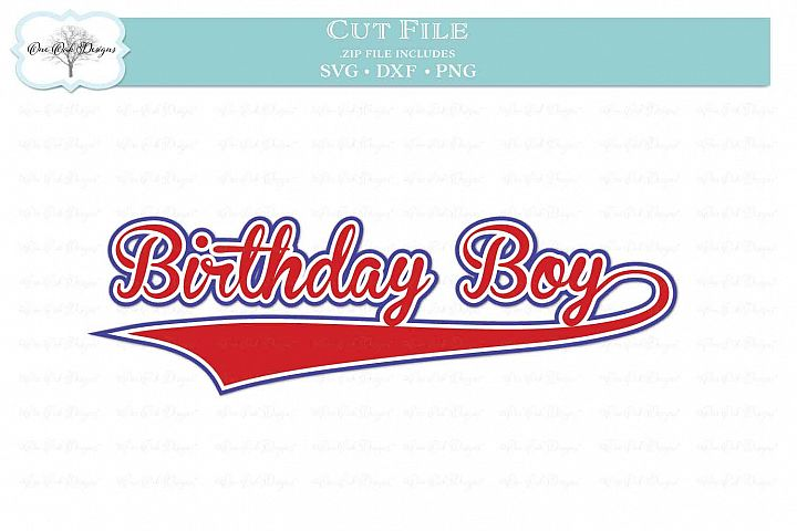 Birthday Boy Baseball Script