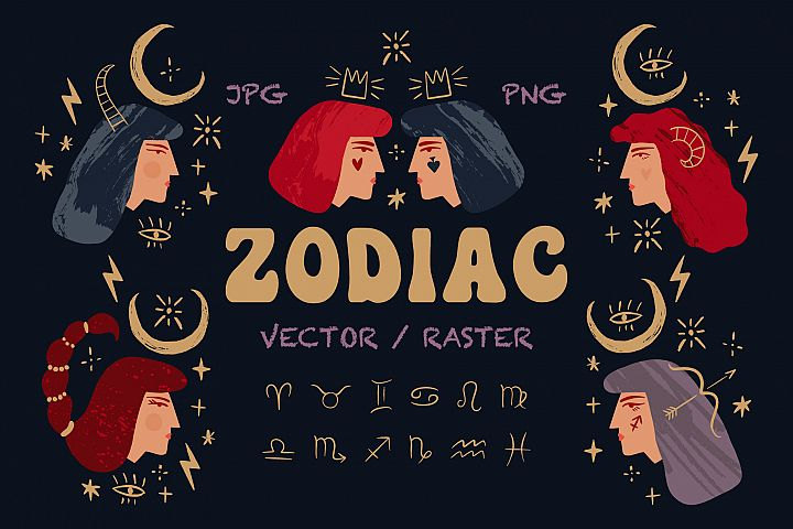 Zodiac Girls Bundle