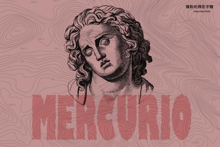 Mercurio Font