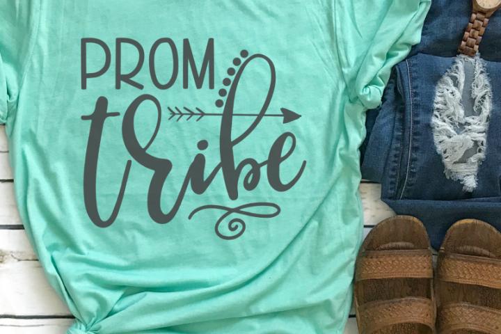 Prom Tribe SVG