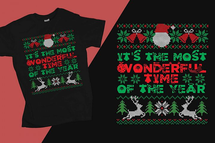 Its the most wonderful time of the year Christmas Printable