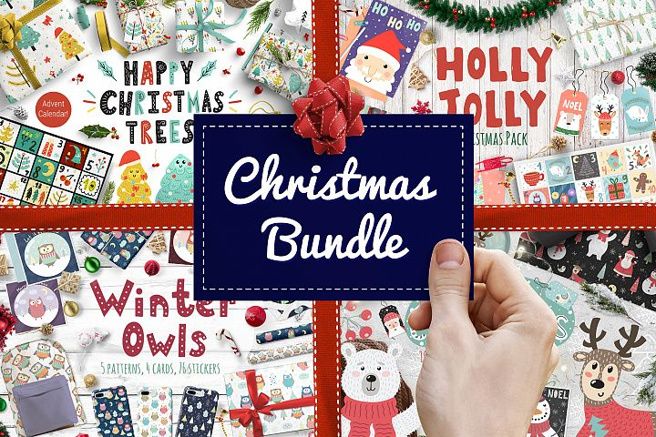 Christmas Bundle 4 in 1