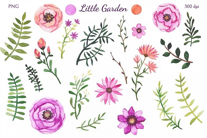 Little Garden example 1