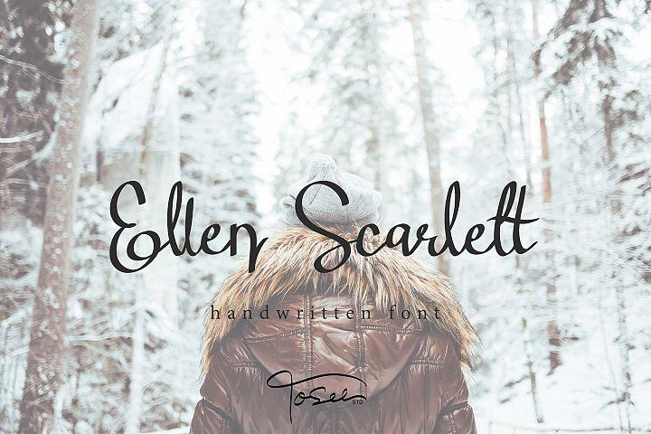 Ellen Scarlett