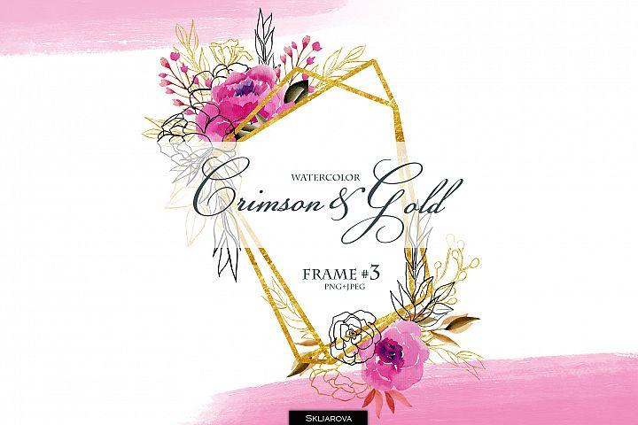 Crimson and Gold. Frame #3