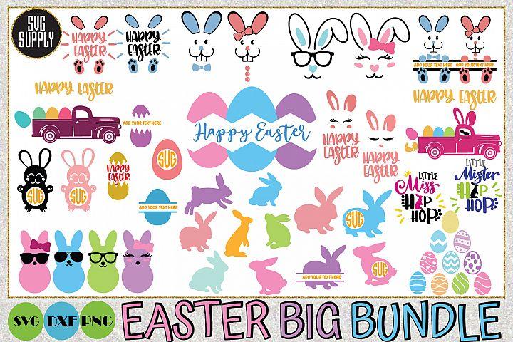 Easter Big Bundle SVG Cut File
