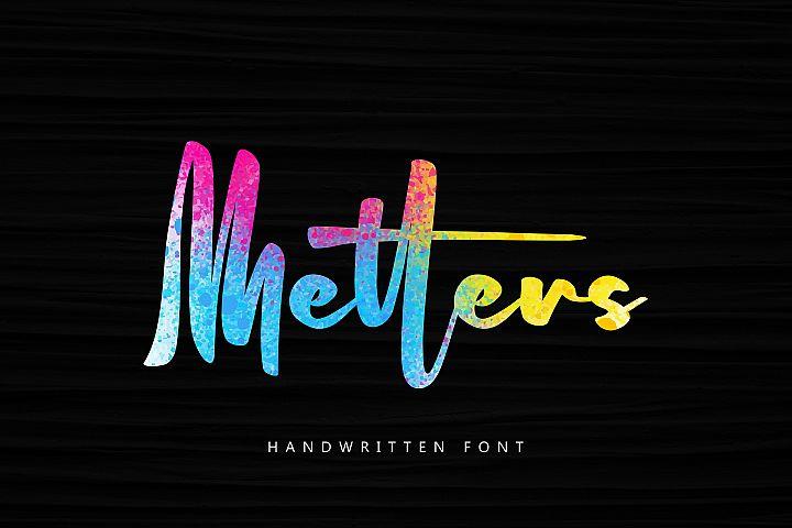 Metters