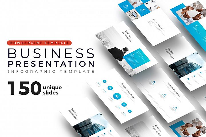 Big Business Presentation Template