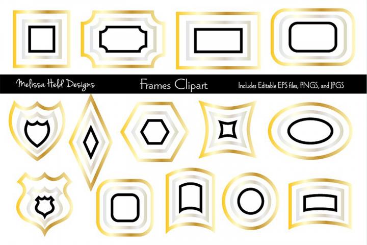 Frames Clipart