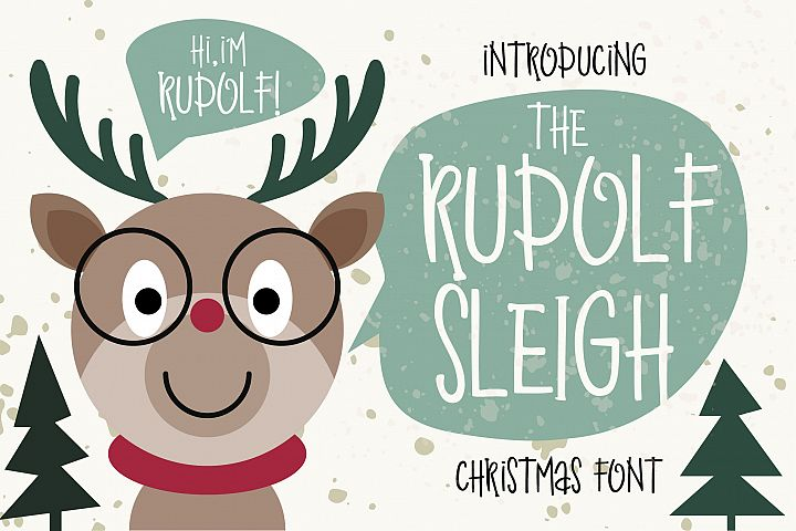 The Rudolf Sleigh