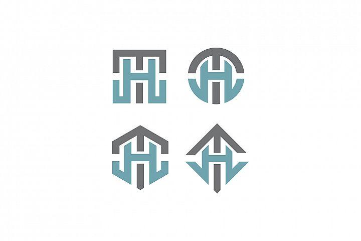 TH/HT initial logo