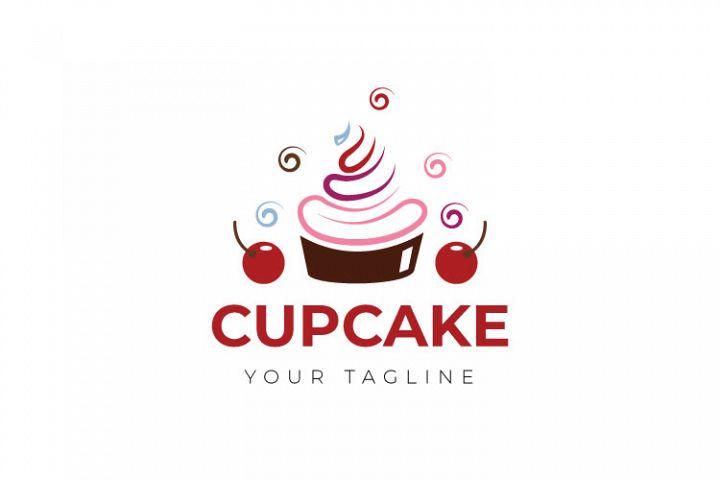 Cup Cake Logo