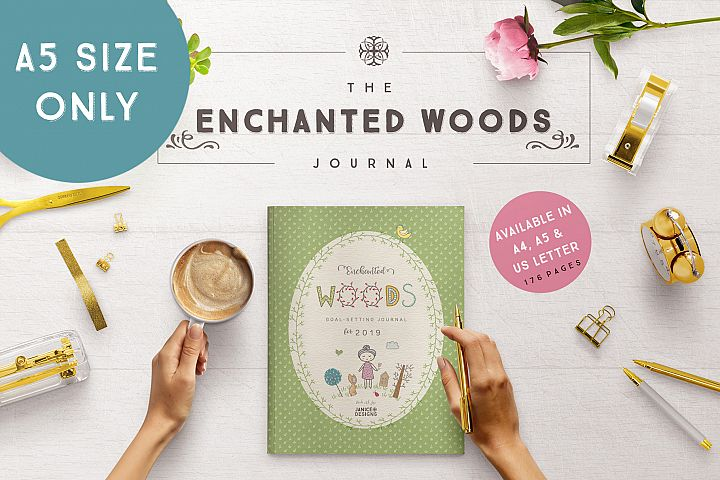 The Enchanted Woods Journal - A5