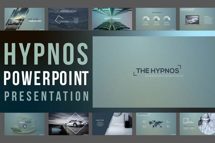 Hypnos Powerpoint Presentation