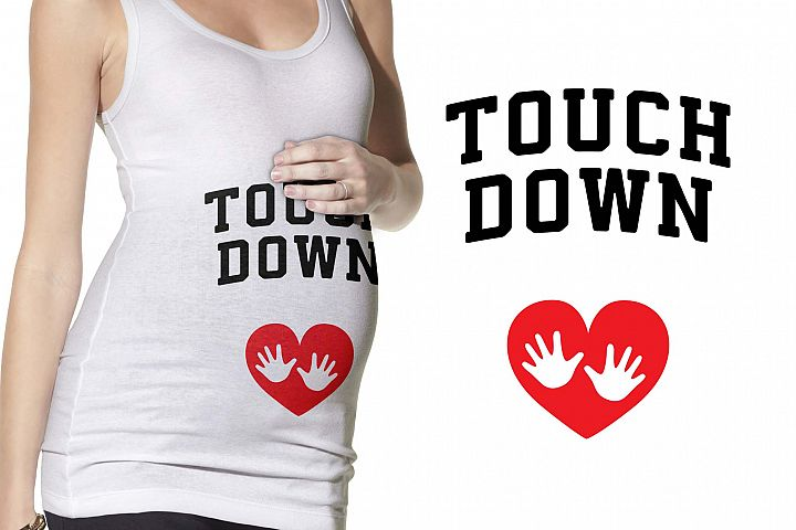 Touch down Printable