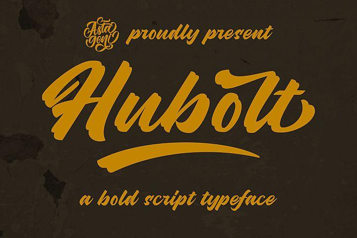 Hubolt Script