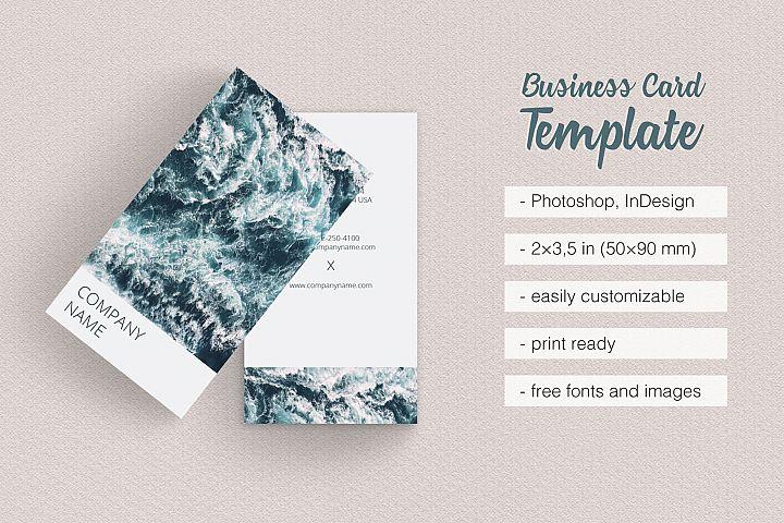 Business cards design bundles vertical photographer business card flashek Images