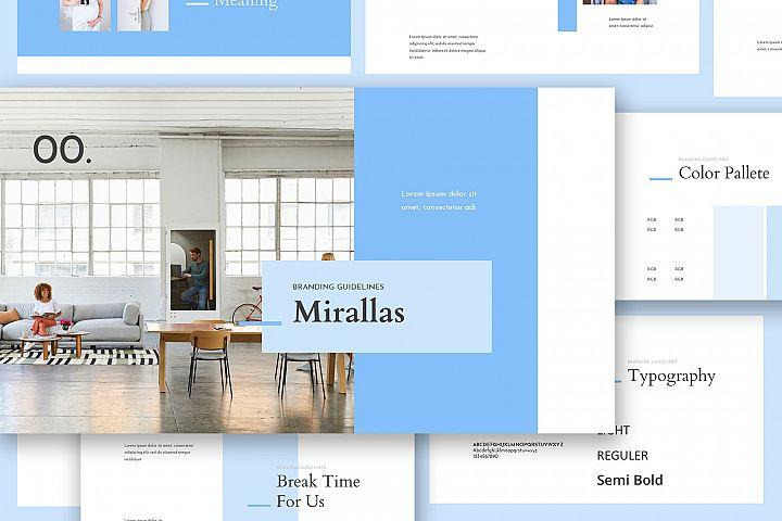 Miralla Brand Guideline Google Slide