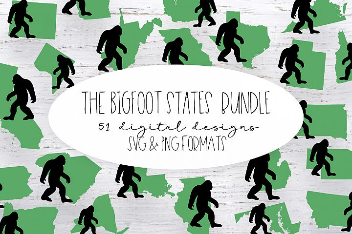 The Bigfoot United States Bundle