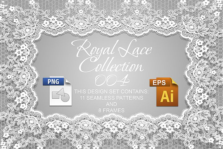 Royal Lace Collection Part 004