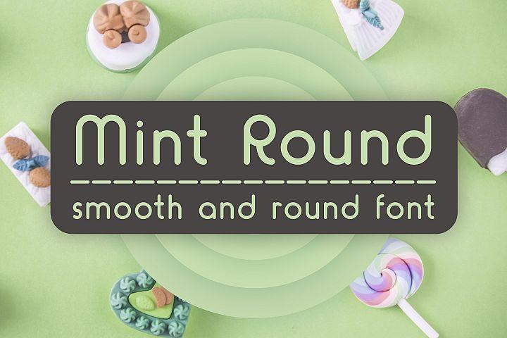 Mint Round