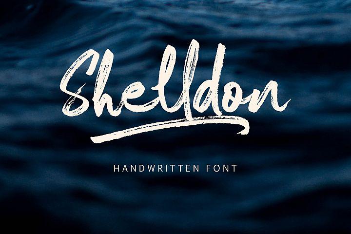 Shelldon Font