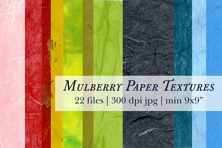 Mulberry Paper texture pack