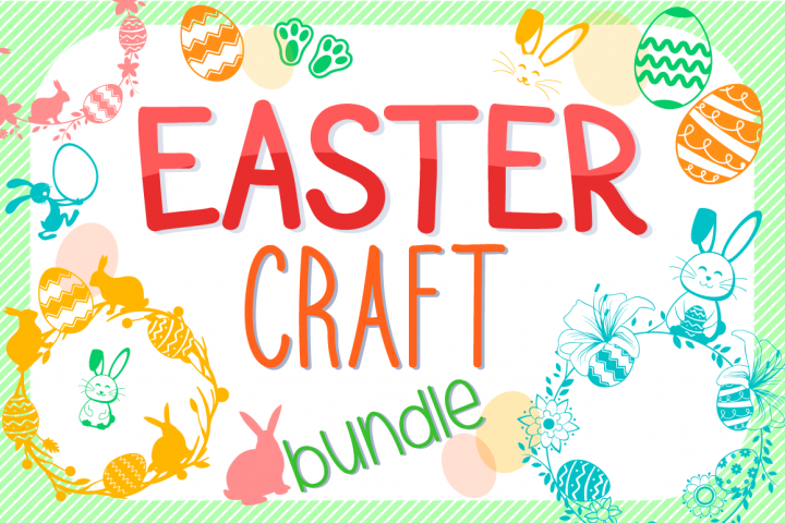 Easter Bundle SVG Cut Files Pack