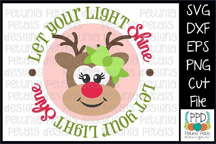 Let Your Light Shine SVG 11228