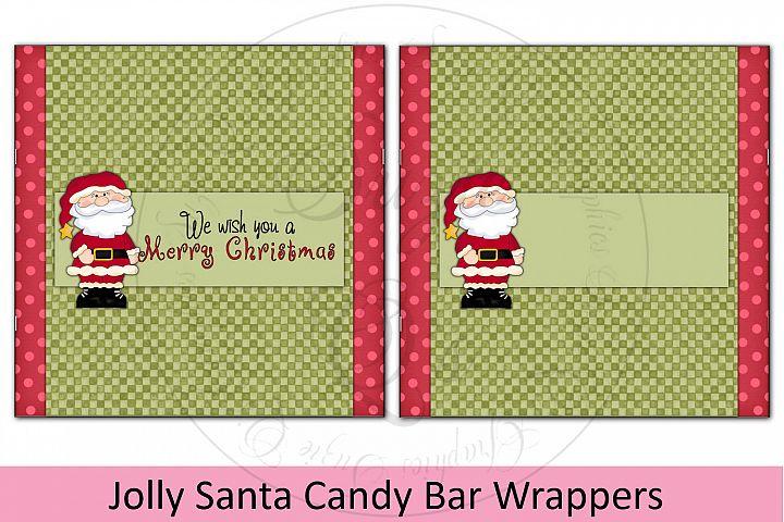 Jolly Santa Jollly