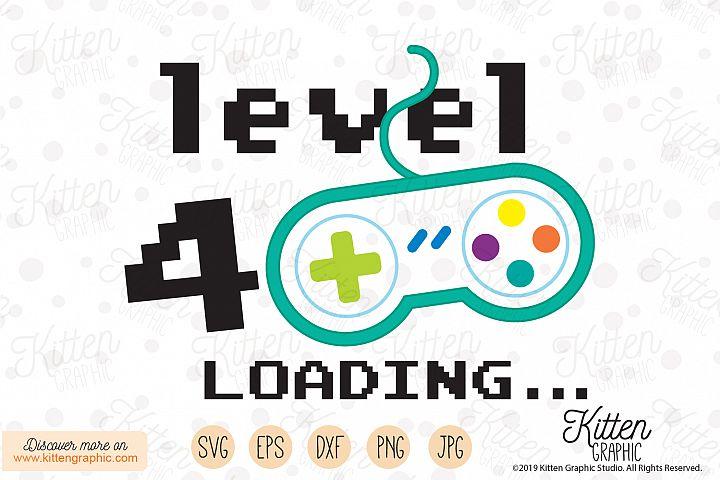Level 4 loading