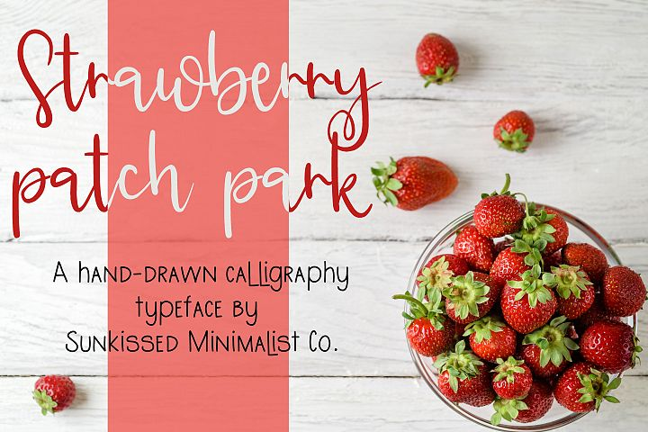 Strawberry Patch Park