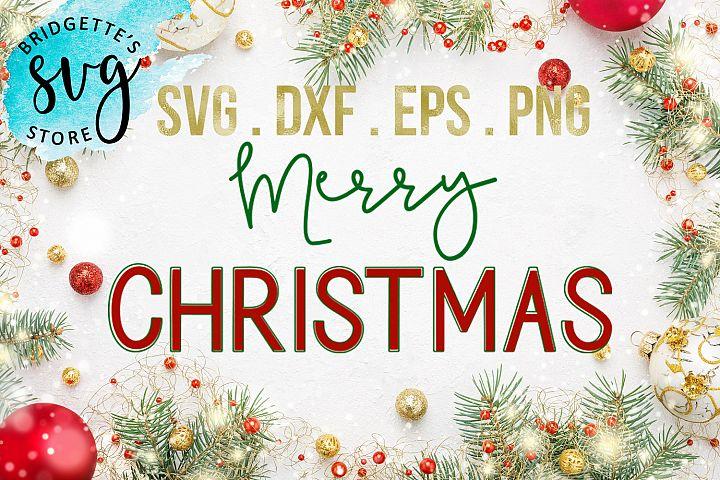 Christmas SVG|Merry Christmas SVG|Christmas