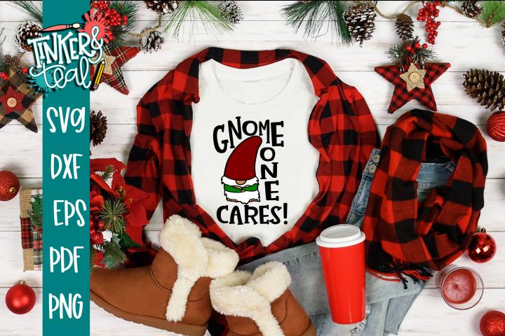 Gnome One Cares Sarcastic SVG