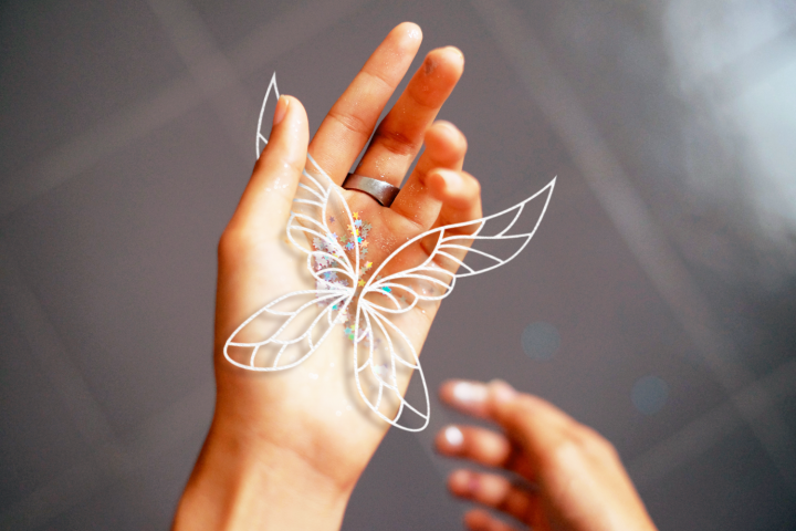 Fairy Wings SVG File