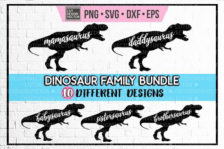 Dinosaur Family BUNDLE
