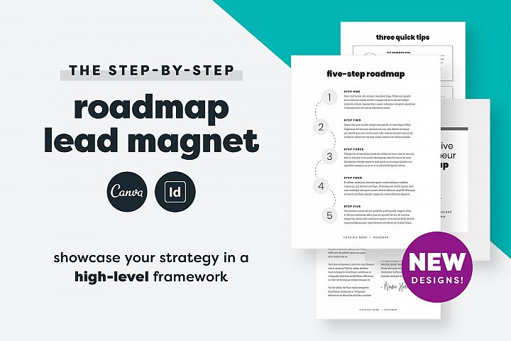 Roadmap Opt-In Lead Magnet