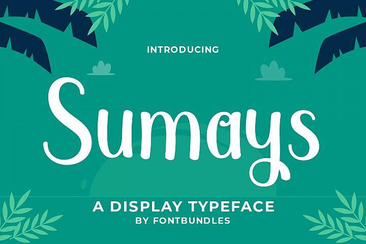 Sumays