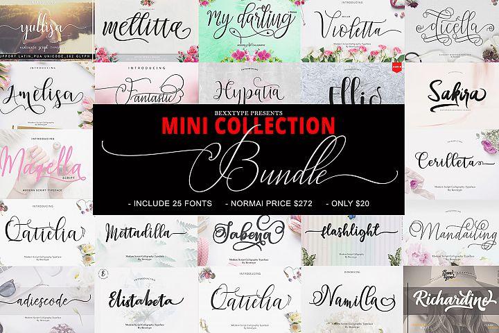 The MINI COLLECTION Bundle