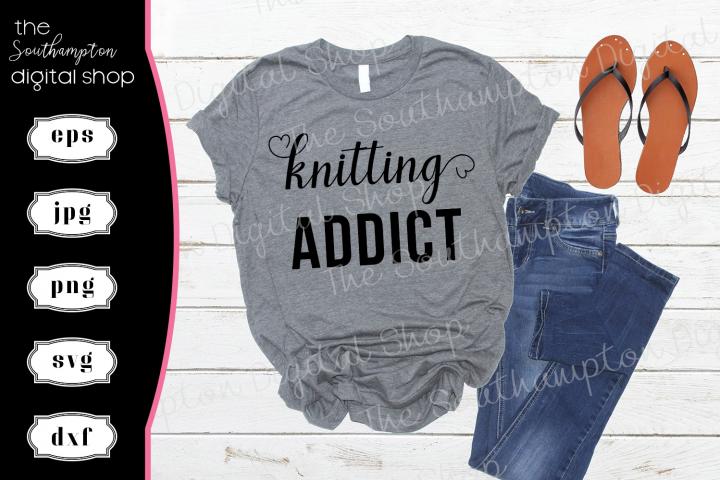 Knitting Addict