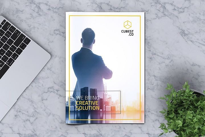 CUBEST - Business Brochure