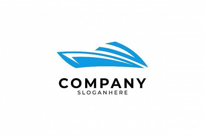 Speed Boat Logo