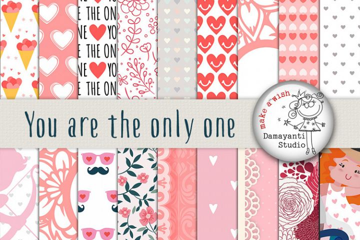 You are the only one digital papers