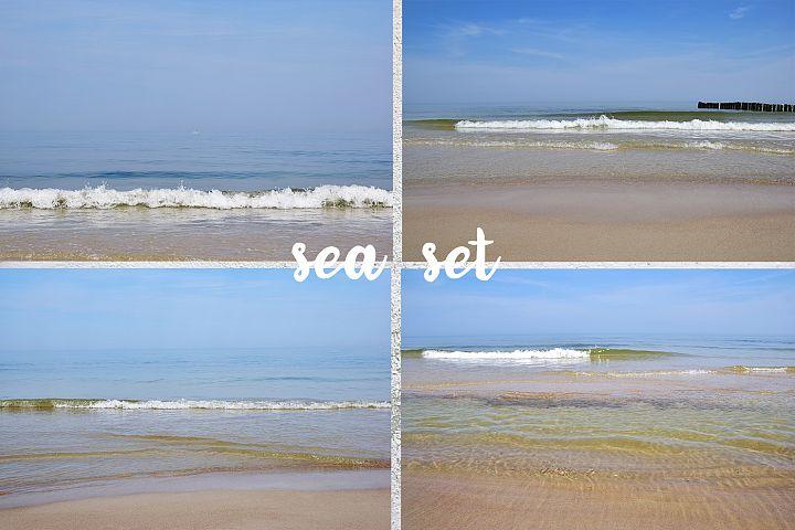 Nature photo, landscape photo, sea photo, wave