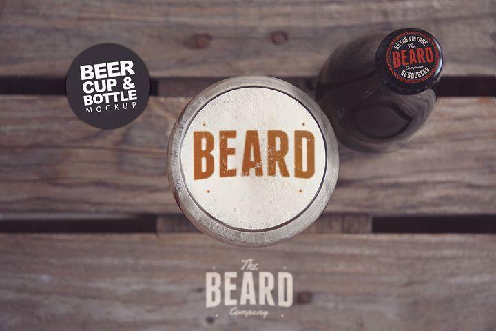 Beer Head | Logo Mockup